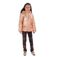 Куртка Милашка Сьюзи, цвет: оранжевый