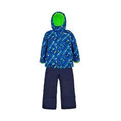 Комплект куртка/полукомбинезон Salve, цвет: синий