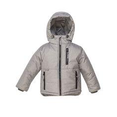 Куртка Arctic Kids, цвет: серый