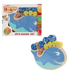 Развивающая игрушка Mapacha Кит