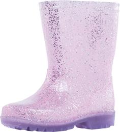 Резиновые сапоги Котофей, цвет: розовый