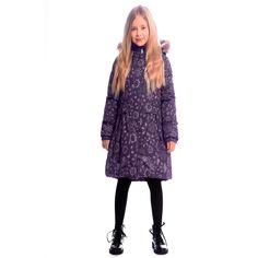 Пальто Premont Черничный грант, цвет: фиолетовый