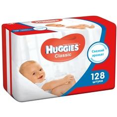 Влажные салфетки Huggies Classic Classic, 128 шт