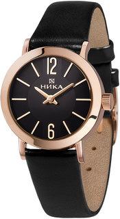 Золотые женские часы в коллекции SlimLine Женские часы Ника 0102A.0.1.54B Nika