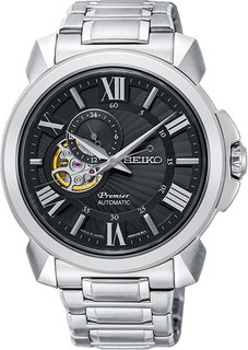 Японские мужские часы в коллекции Premier Мужские часы Seiko SSA371J1