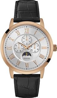 Мужские часы в коллекции Dress Steel Мужские часы Guess W0870G2-ucenka