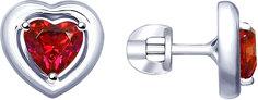 Серебряные серьги Серьги SOKOLOV 89020106_s