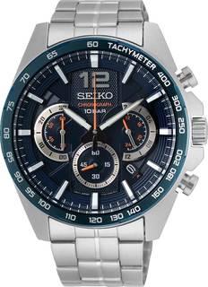 Японские мужские часы в коллекции CS Sports Мужские часы Seiko SSB345P1