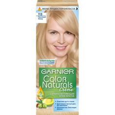 Краска для волос Garnier Color Naturals 113 Пепельный блонд 110 мл