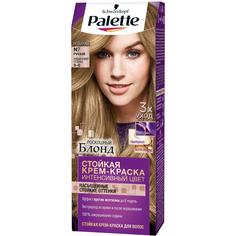 Краска для волос Palette Интенсивный цвет N7 Русый 110 мл