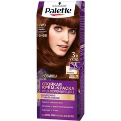 Краска для волос Palette Интенсивный цвет LW3 Горячий шоколад 110 мл