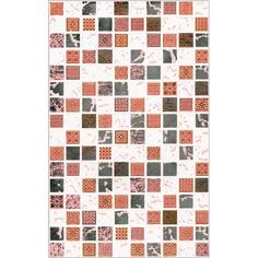 Декор PiezaRosa Таурус 2 Мозаика Красный 40x25 см