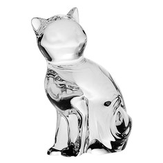 Фигурка Bohemia Crystal Кошка 10,9 см
