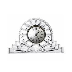 Часы настольные Bohemia Crystal 19 см