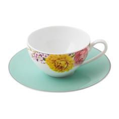 Чашка с блюдцем Noritake Пикник в саду 250 мл