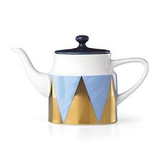 Чайник заварочный Lenox Аззурро Углы 0,9 л
