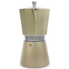 Кофеварка Ibili Evva гейзерная на 6 чашек