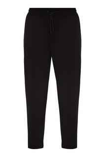 Базовые брюки-джоггеры Emporio Armani