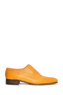 Туфли из кожи игуаны Artioli
