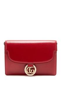 Красная сумка GG Ring Gucci