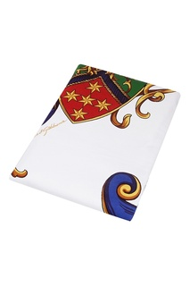 "Белое одеяло ""Dolce&Gabbana"""