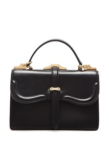 Черная сумка Belle Prada