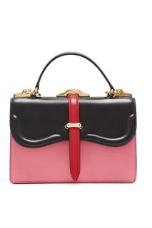 Комбинированная сумка Belle Prada