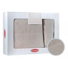 Набор полотенец для ванной ALICE Hobby Home Collection