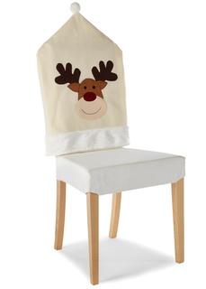 Покрывала и чехлы для мебели Чехол для стула Лось (4 шт.) Bonprix