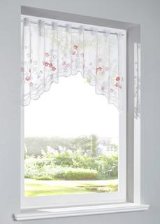 Короткие шторы Ламбрикен Весна Bonprix