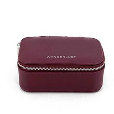 WANDERLUST Шкатулка для украшений Wanderlust Wine color