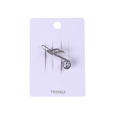 TWINKLE Заколка для волос Note