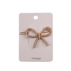 TWINKLE Заколка для волос Pearl Bow