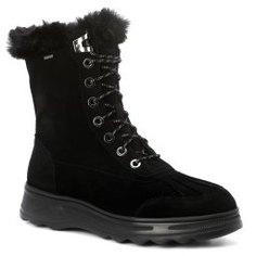 Ботинки GEOX D94AUB черный