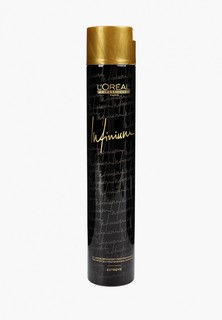 Лак для волос LOreal Professionnel INFINIUM CRYSTAL Extreme экстремальная фиксация
