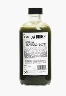 Лосьон для тела La Bruket 196 DETOX SEAWEED tonic 240 ml - для глубокого очищения с морскими водорослями