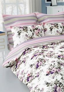 Постельное белье 2-спальное DeNastia Флора