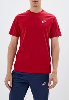 Футболка спортивная Nike M NSW TEE HERITAGE +