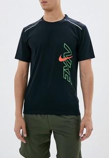 Футболка спортивная Nike M NK DF BRTHE RISE 365 H SS GX