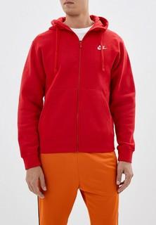 Толстовка Nike M NSW CLUB HOODIE FZ BB
