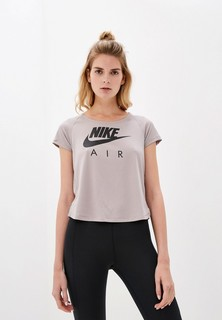 Футболка спортивная Nike W NK AIR SS TOP MESH
