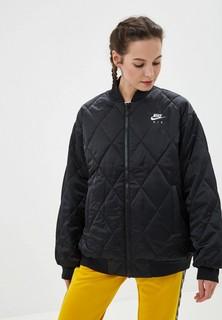 Куртка утепленная Nike W NSW AIR SYN FILL JKT SATN