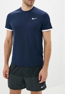 Футболка спортивная Nike NikeCourt Dri-FIT Mens Short-Sleeve Tennis Top