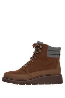 Ботинки 26146884 dark tan Clarks