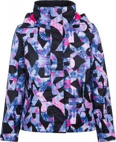 Куртка утепленная для девочек Roxy Jetty Girl, размер 146-152
