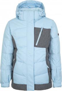 Куртка утепленная для девочек Glissade, размер 146