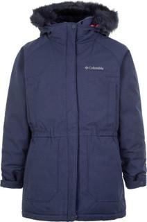 Куртка пуховая для девочек Columbia Boundary Bay, размер 160-170