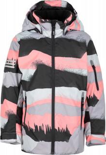 Куртка утепленная для девочек Lassie Timka, размер 110
