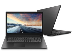 Ноутбук Lenovo IdeaPad L340-17IWL 81M0003NRK (Intel Core i3-8145U 2.1GHz/4096Mb/1000Gb+128Gb/nVidia GeForce MX110 2048Mb/Wi-Fi/Bluetooth/Cam/17.3/1600x900/Free DOS)