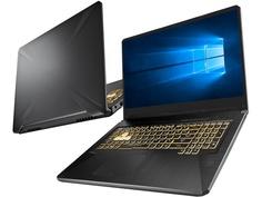 Ноутбук ASUS TUF Gaming FX705DD-AU087T 90NR02A1-M02150 (AMD Ryzen 7 3750H 2.3GHz/16384Mb/512Gb SSD/nVidia GeForce GTX 1050 3072Mb/Wi-Fi/Bluetooth/Cam/17.3/1920x1080/Windows 10 64-bit)